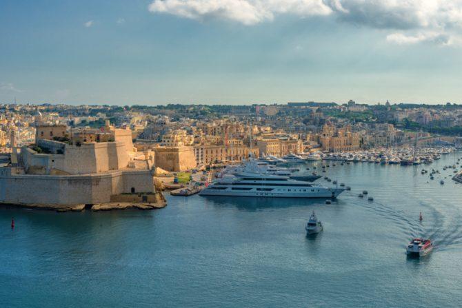Malta-Shipyards